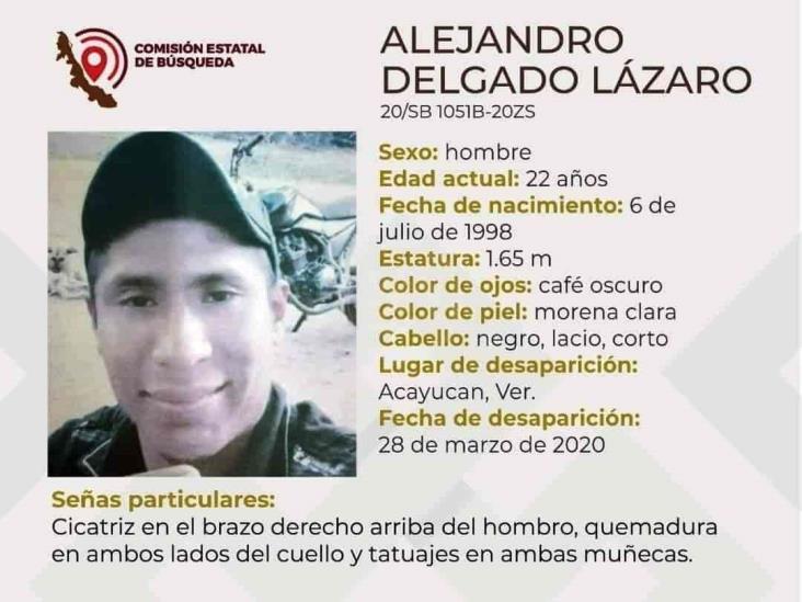Par de primos oriundos de Acayucan cumplen 6 meses desaparecidos