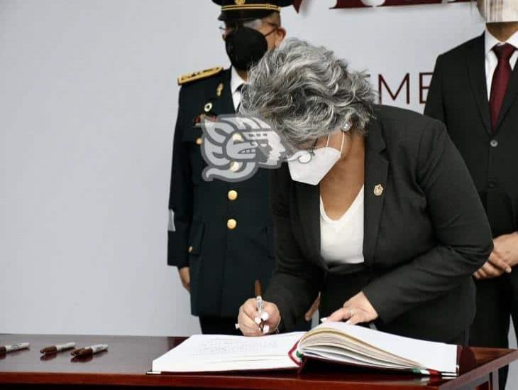 Se deslinda titular del Poder Judicial de controversia por retiro de magistrados