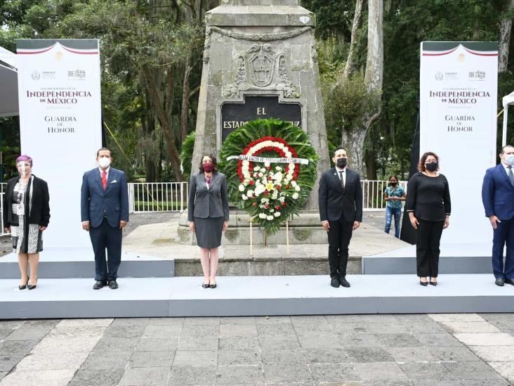Reporta SPC saldo blanco tras festejos patrios en Veracruz