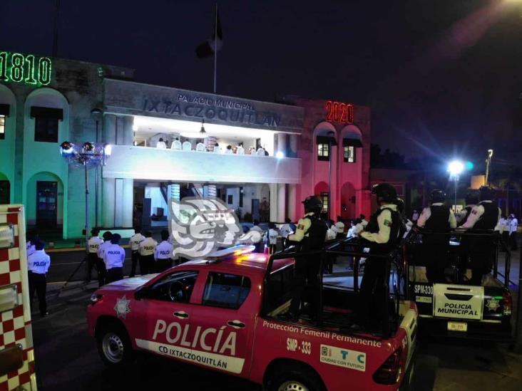 Tras Grito virtual, saldo blanco en zona centro de Veracruz