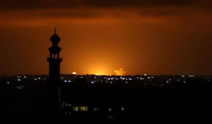 "Disparos de cohetes desde Gaza buscan ""impedir"" la paz: Netanyahu"