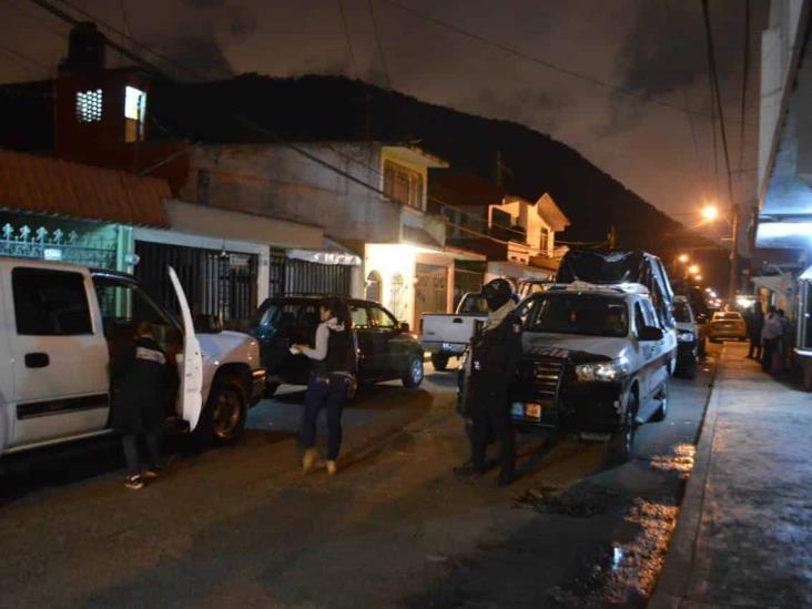 Sujetos acribillan a joven de 19 años en Huatusco