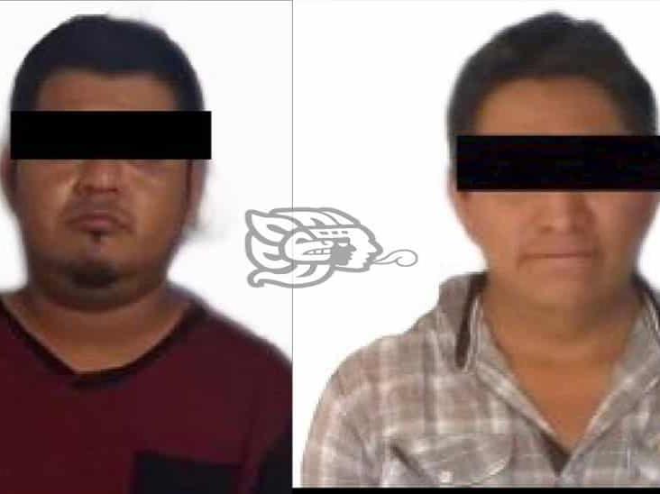 Presuntos traficantes de personas, a disposición de FGR en Coatzacoalcos