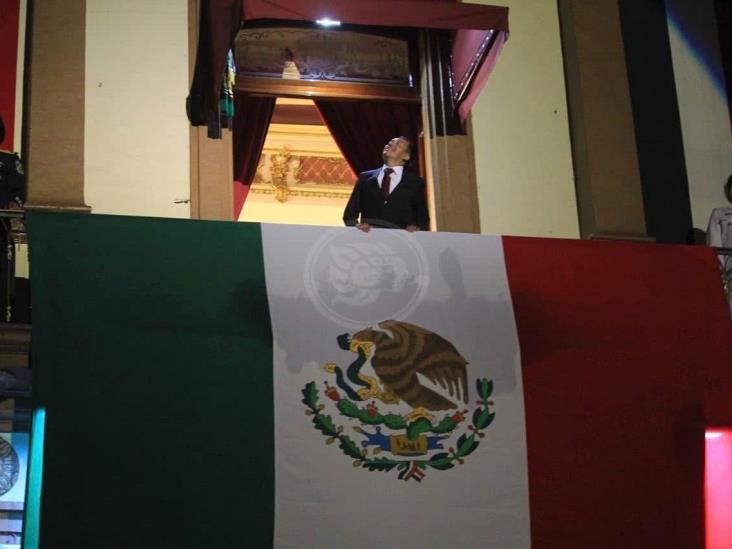 Cuitláhuac da su segundo Grito y exhorta a quedarse en casa