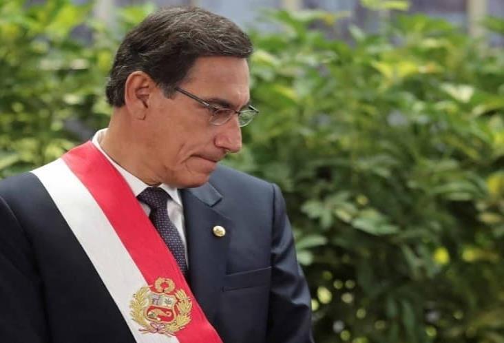 Este viernes será juicio de destitución a presidente de Perú