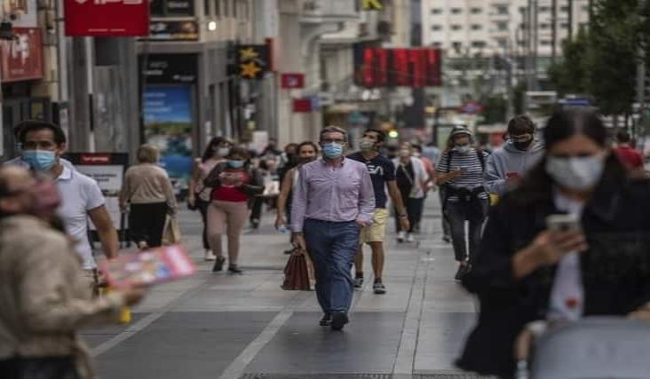 Madrid ordena confinamiento parcial de áreas afectadas por Covid-19