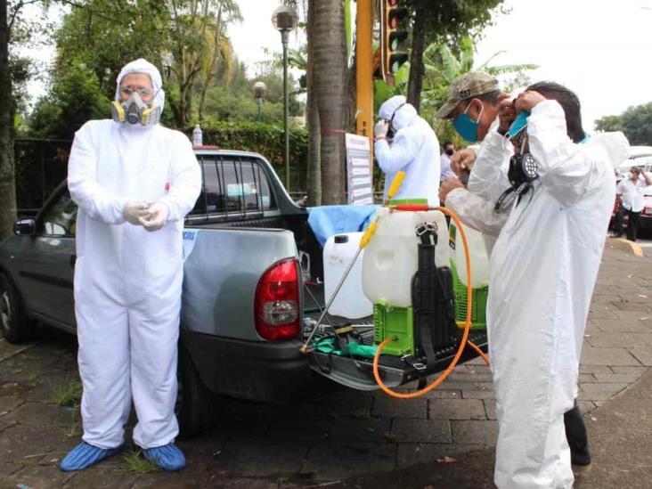 Para seguridad, alcaldes de Veracruz tendrán que echar mano de Fortamun