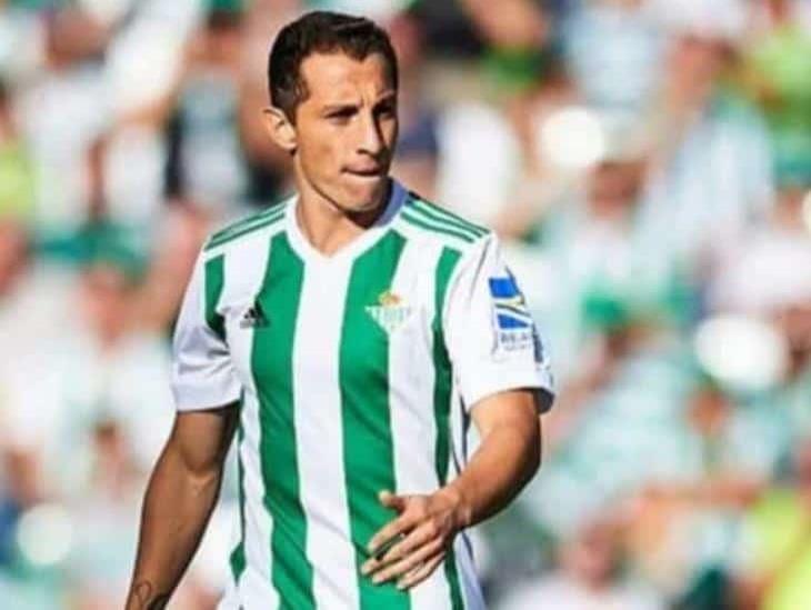 Andrés Guardado reapareció en triunfo del Betis