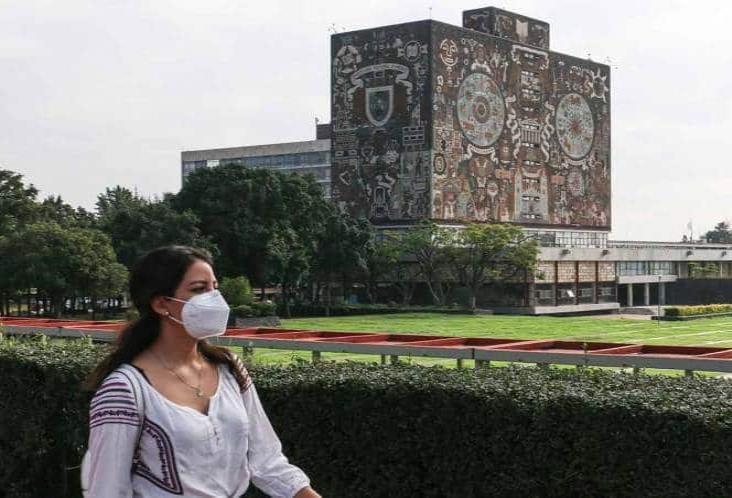 Inicia UNAM este lunes nuevo ciclo escolar vía remota
