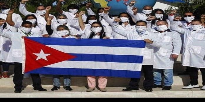 Brigada cubana de la salud cumple 15 años de salvar vidas