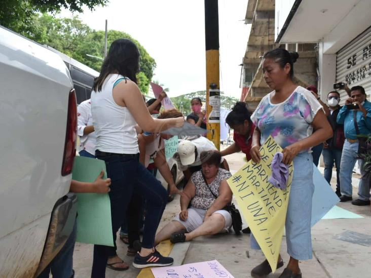 Exigen justicia por feminicidio de Deysi Itzel en San Juan
