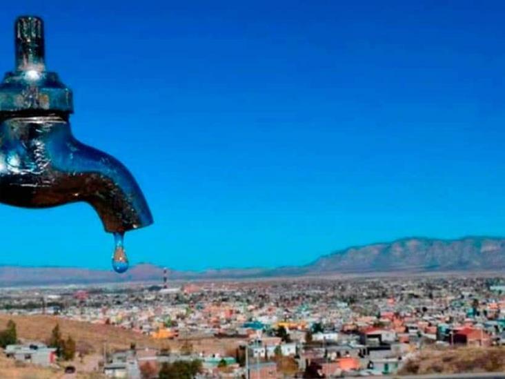 Mitin del PAN tema de agua en Chihuahua