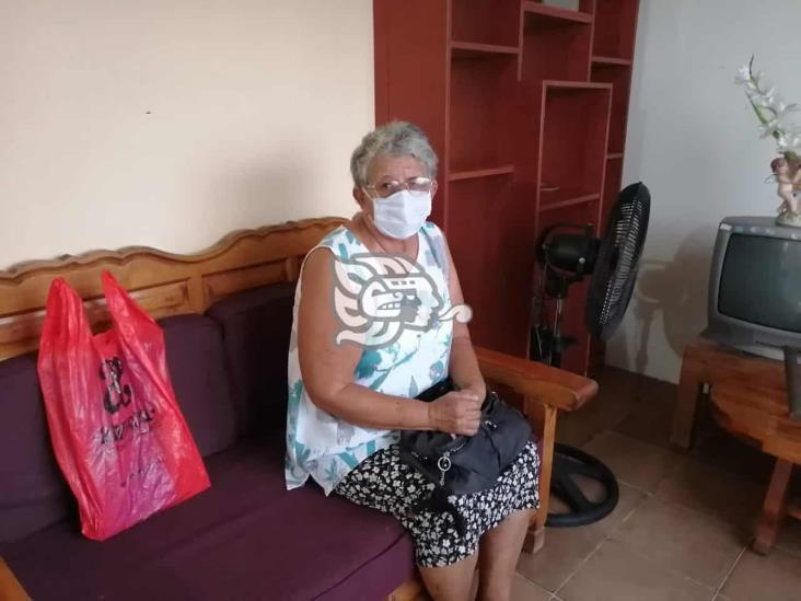 La señora Mayanin vive bajo el maltrato de sus hijas, denuncia