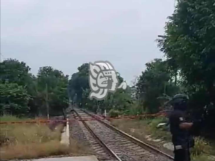 Hombre muere arrollado por un tren en Atoyac