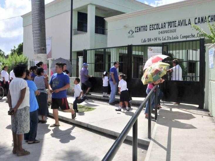 Escuelas de Campeche y Chiapas pronto regresarán a clases