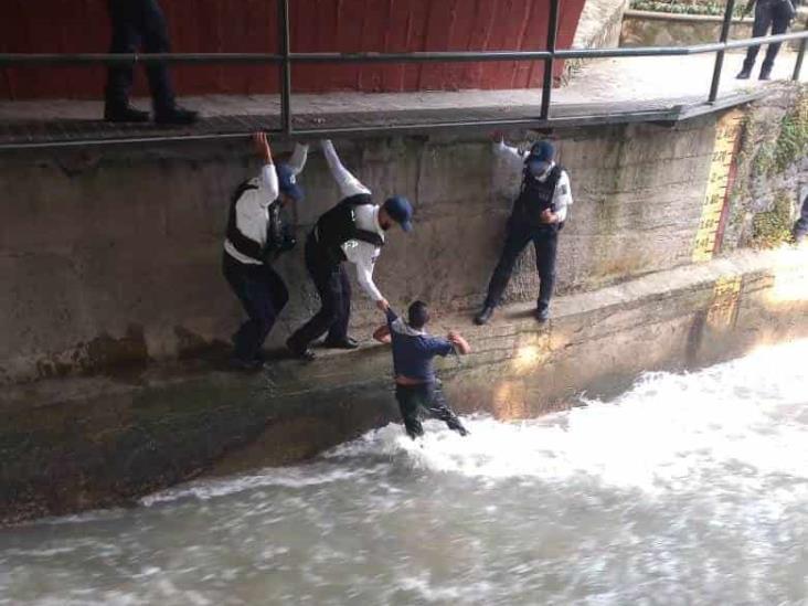 Intenta suicidarse hombre oriundo de Acayucan en Río Orizaba