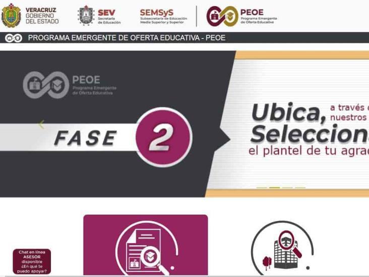 Denuncian fallas en Programa de Oferta Educativa de la SEV