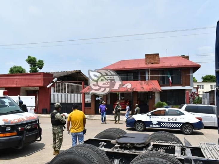 Muere pintor tras sufrir aparatosa caída en Acayucan