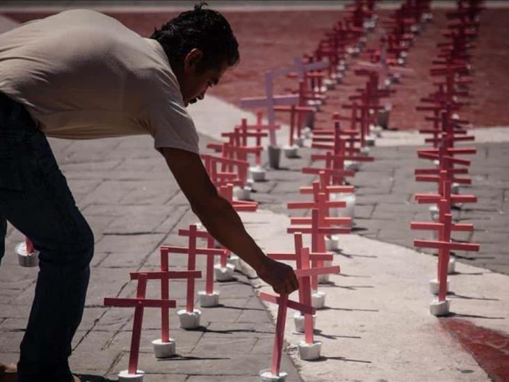 En México hubo 99 homicidios por día durante el 2019