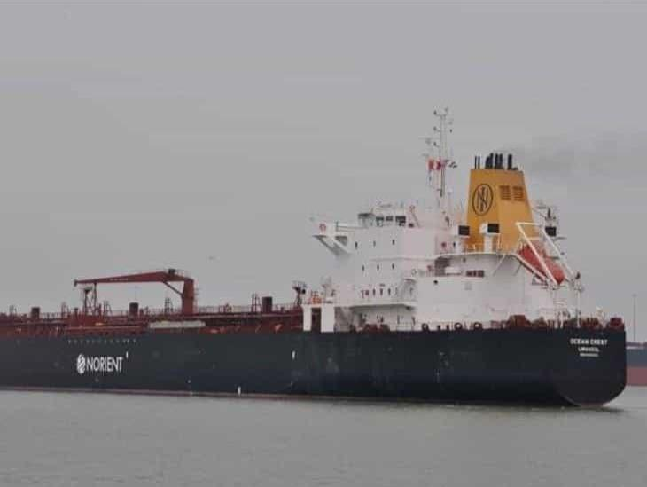 Responsabilizan a Pemex por tripulación contagiada que arribó a Salina Cruz