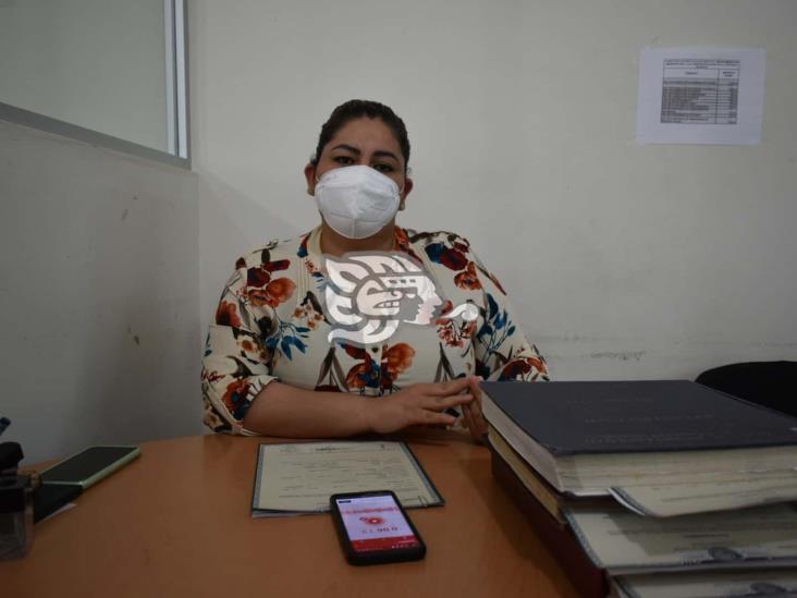 Por pandemia, suspendido el módulo de Registro Civil en hospital Oluta – Acayucan