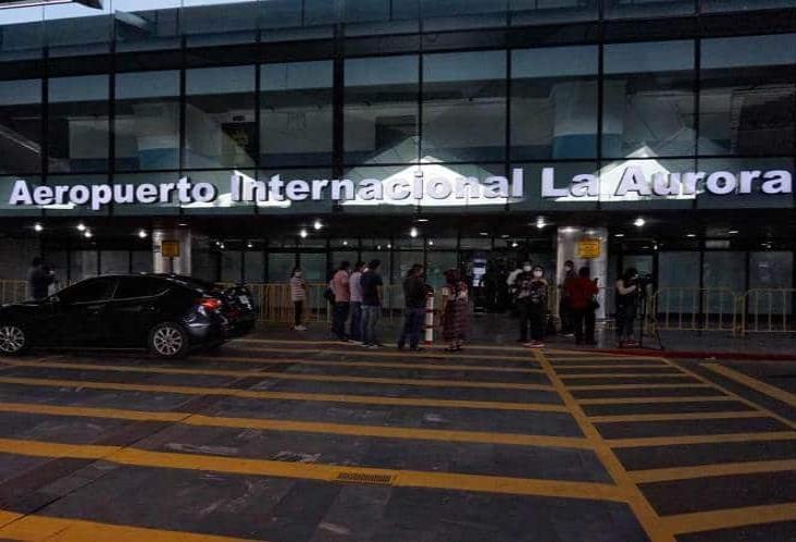 Alerta en Guatemala por sismo de magnitud 5.5