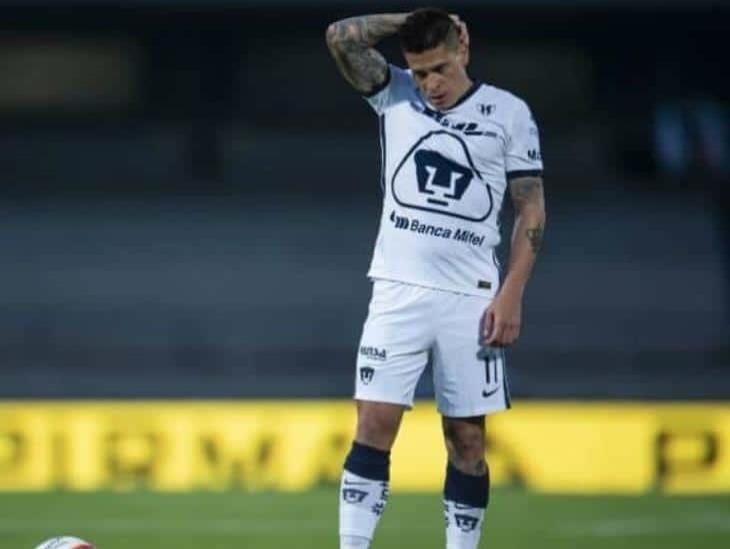 Iturbe se disculpa tras berrinche en juego ante Necaxa