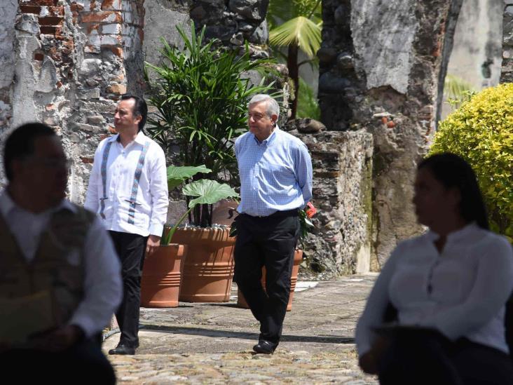 Pese a derrumbe económico por pandemia, México no contrajo deuda: AMLO
