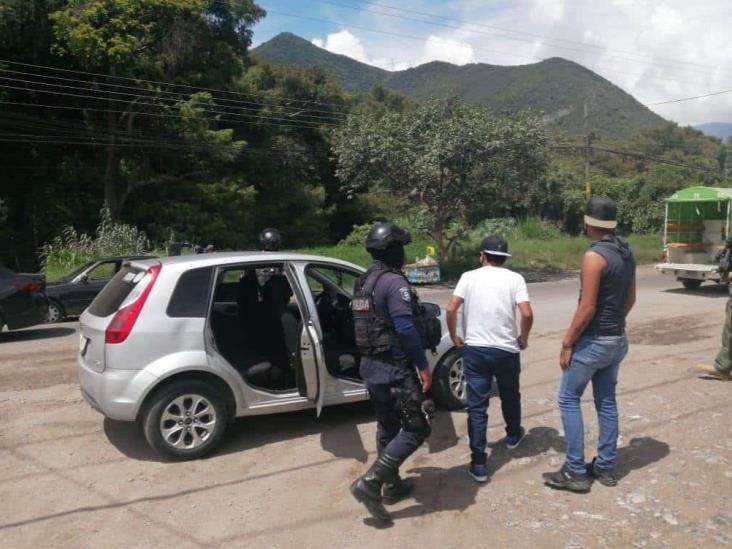 Operativo policiaco, tras balacera en Nogales