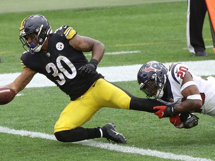Steelers triunfa ante Texans y mantiene su invicto