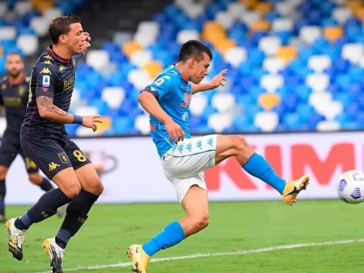 Genoa reportó 14 casos de COVID-19 tras partido ante Napoli