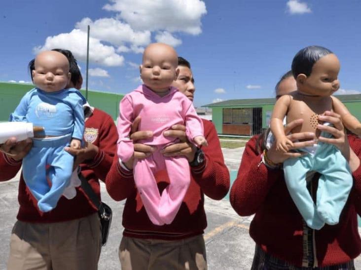En Xalapa, 111 niñas veracruzanas han sido madres