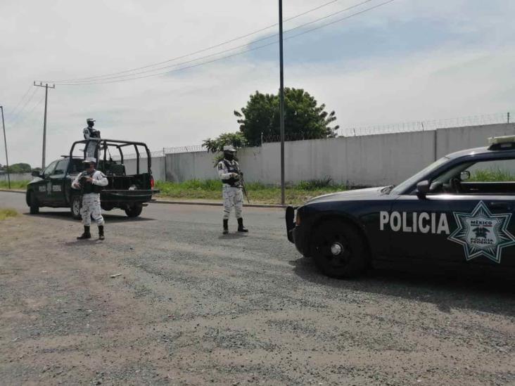 Se registra volcadura de camioneta en carretera federal 140 Veracruz Xalapa