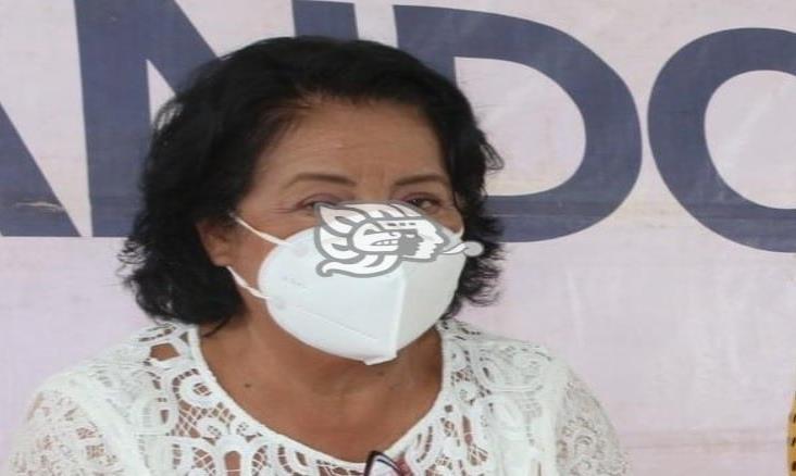 Reportan como estable a la alcaldesa de Moloacán