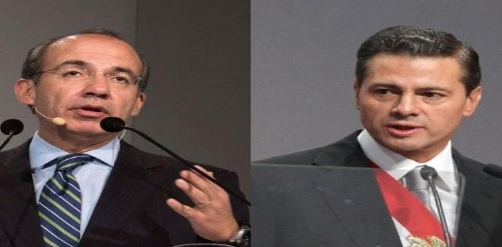 Investiga UIF a Peña y Calderón por caso Odebrecht