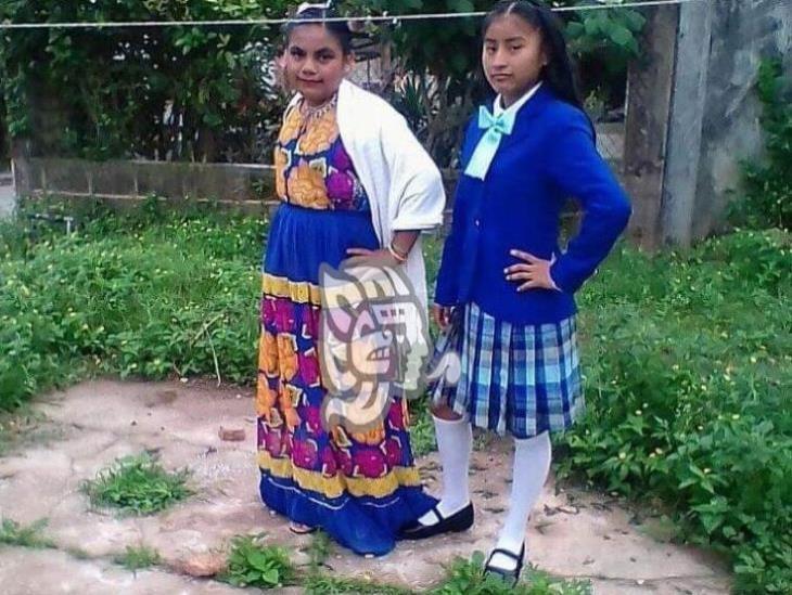 Reportan la desaparición de un par de hermanas en Oluta