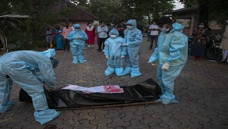Rebasa India seis millones de contagios de coronavirus