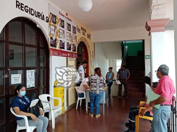 Descubren corrupción en Registro civil de Acayucan