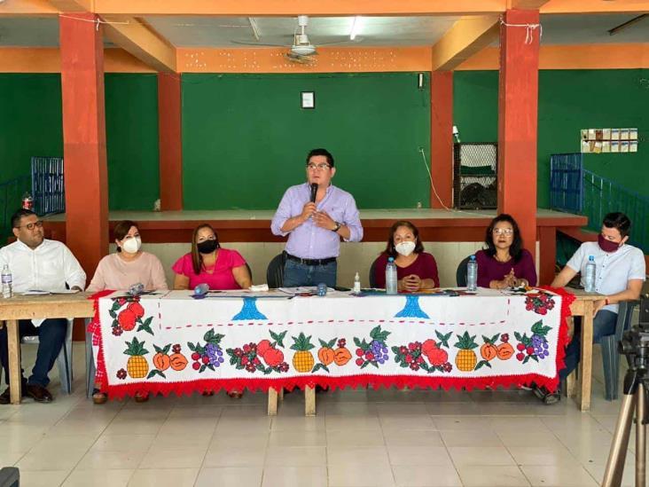 Como militantes de Morena debemos garantizar que la 4T continúe: Esteban Ramírez