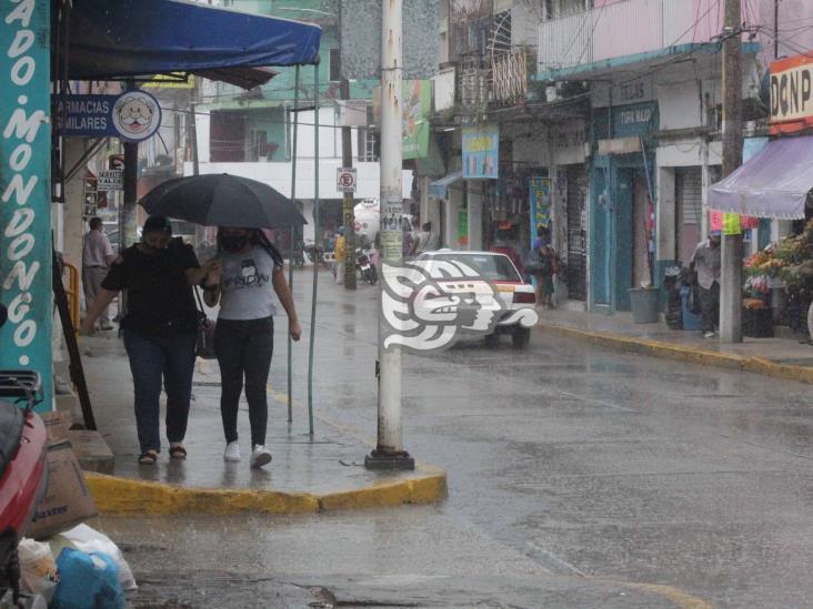 Fumigan comercios y casas de la congregación de Tonalá