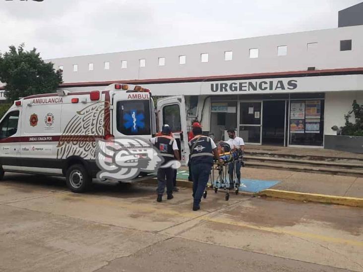 En Villa Allende, una mujer resulta lesionada tras caerle un rayo