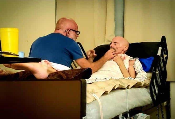 Muere de cáncer el primer hombre curado de VIH