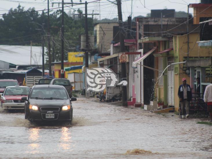 Monitorean cada 30 minutos niveles de los ríos Agua Dulce y Tonalá