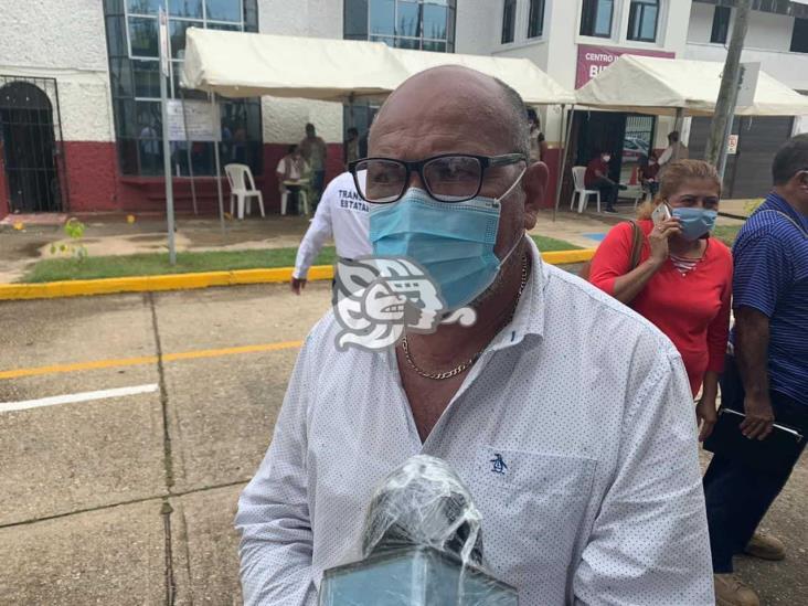 Federación Veracruzana de Transporte registra muerte de 200 taxistas por Covid-19