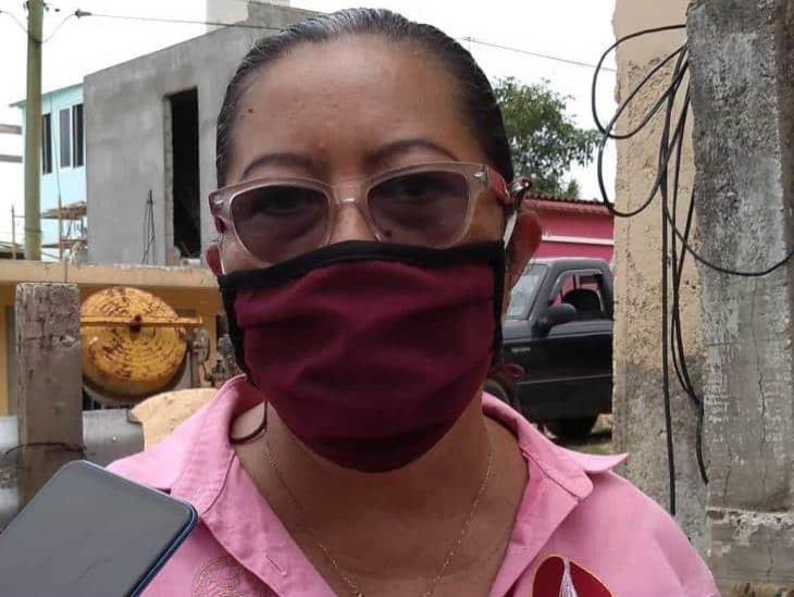 Sin presentarse daños en escuelas de Coatzacoalcos por FF4