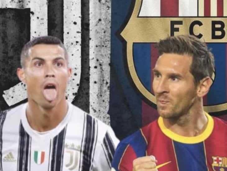 Lionel Messi y Cristiano Ronaldo se enfrentarán en Champions League