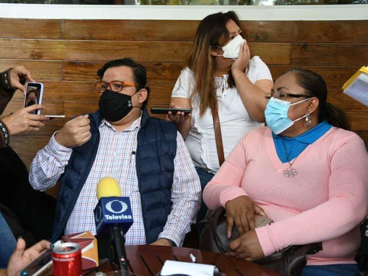 Libres, ex policías de Veracruz implicados en crimen, denuncian