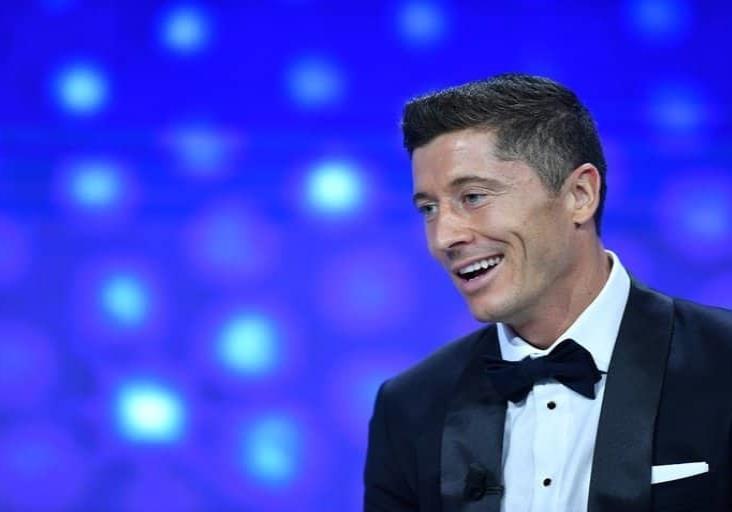 Robert Lewandowski es elegido mejor jugador de la UEFA