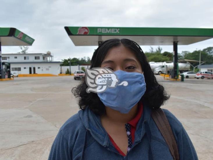 Despido injustificado y discriminación en gasolinera de Bocardo e Acayucan