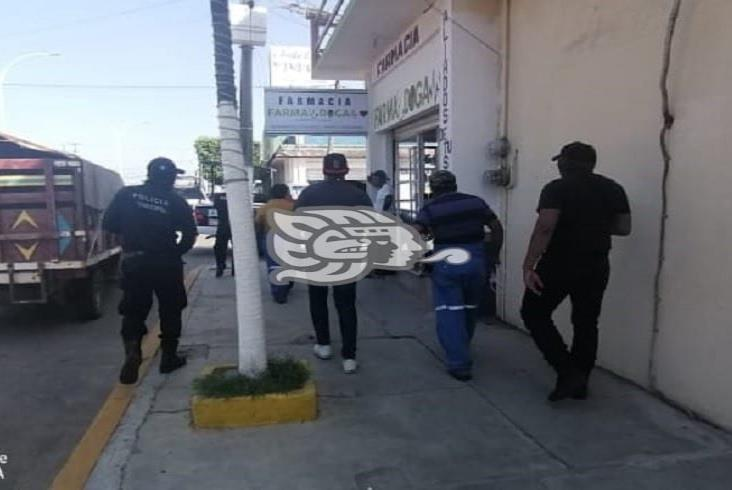 En Rodríguez Clara, rescatan a dos de secuestros virtual; un detenido